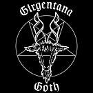 Girgentana Goth - Capra Girgentana Gotica by campobellezza