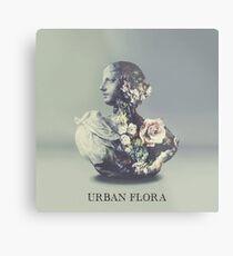 Alina Baraz & Galimatias - Urban Flora Metal Print