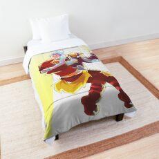 free fallin' Comforter