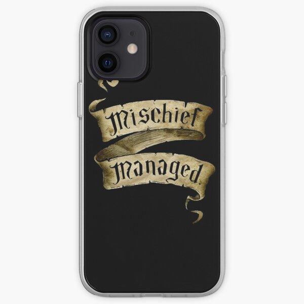 Mischief Managed Banner iPhone Soft Case