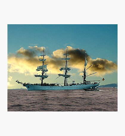 Ship of Dreams Photographic Print