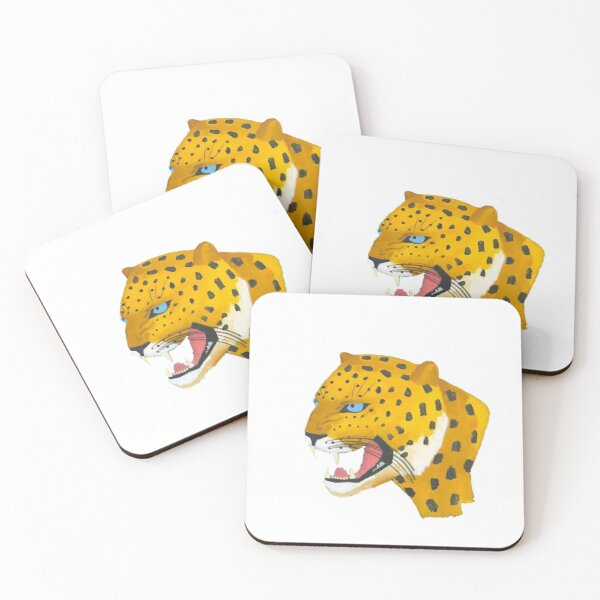 Yours To Keep Sticky Fingers Coasters (Set of 4)