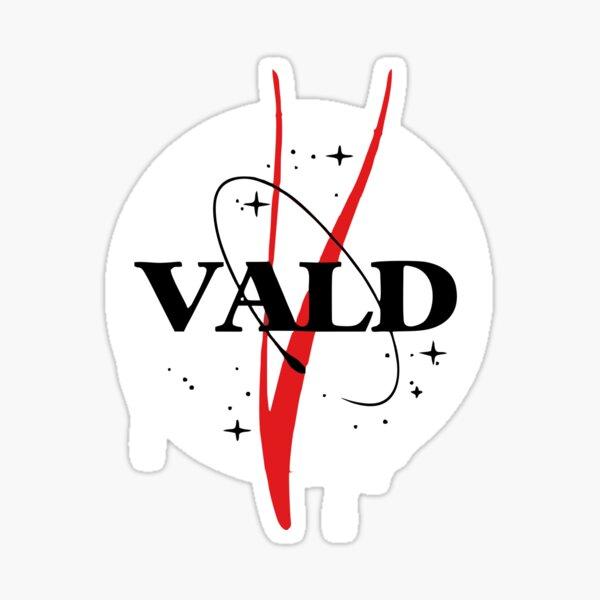Vald Marchandise Sticker