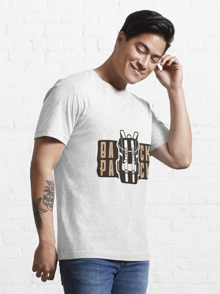 Alternative Ansicht von Backpack Essential T-Shirt
