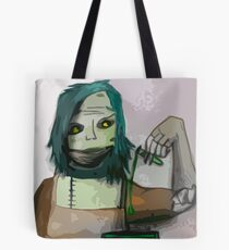 The Undead Alchemist Tote Bag