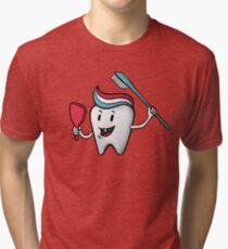 Fresh & Clean Tri-blend T-Shirt