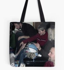 Our Last Christmas Together Until Your Return Tote Bag