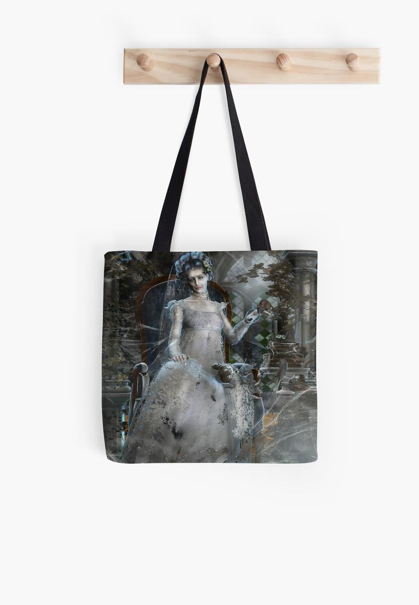 Miss Havisham - Dickens by InertiaK