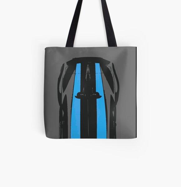 2021 Bugatti Chiron Super Sport 300+ All Over Print Tote Bag