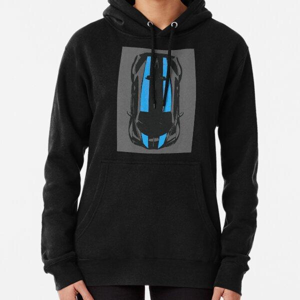2021 Bugatti Chiron Super Sport 300+ Pullover Hoodie