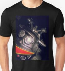 Retro Toy Robot Unisex T-Shirt
