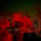 ~ Birth of the Dark City ~ from My Way of Seeing ~ by miadefleur