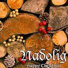 Nadolig Llawen - Happy Christmas by David Meacham