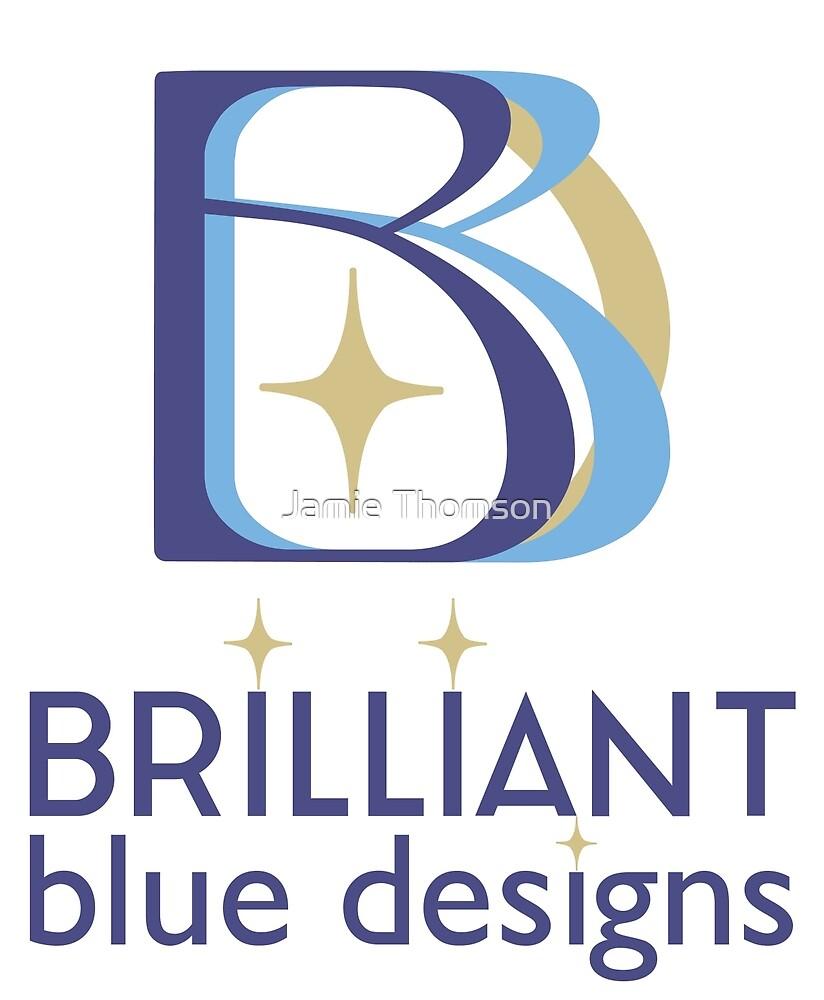 Brilliant Blue Designs company gear by brilliantblue