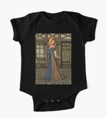 Medieval Lady Kids Clothes
