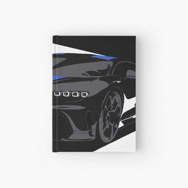 2021 Bugatti Chiron Super Sport 300+ Hardcover Journal