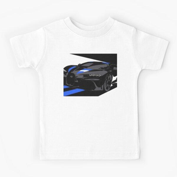 2021 Bugatti Chiron Super Sport 300+ Kids T-Shirt