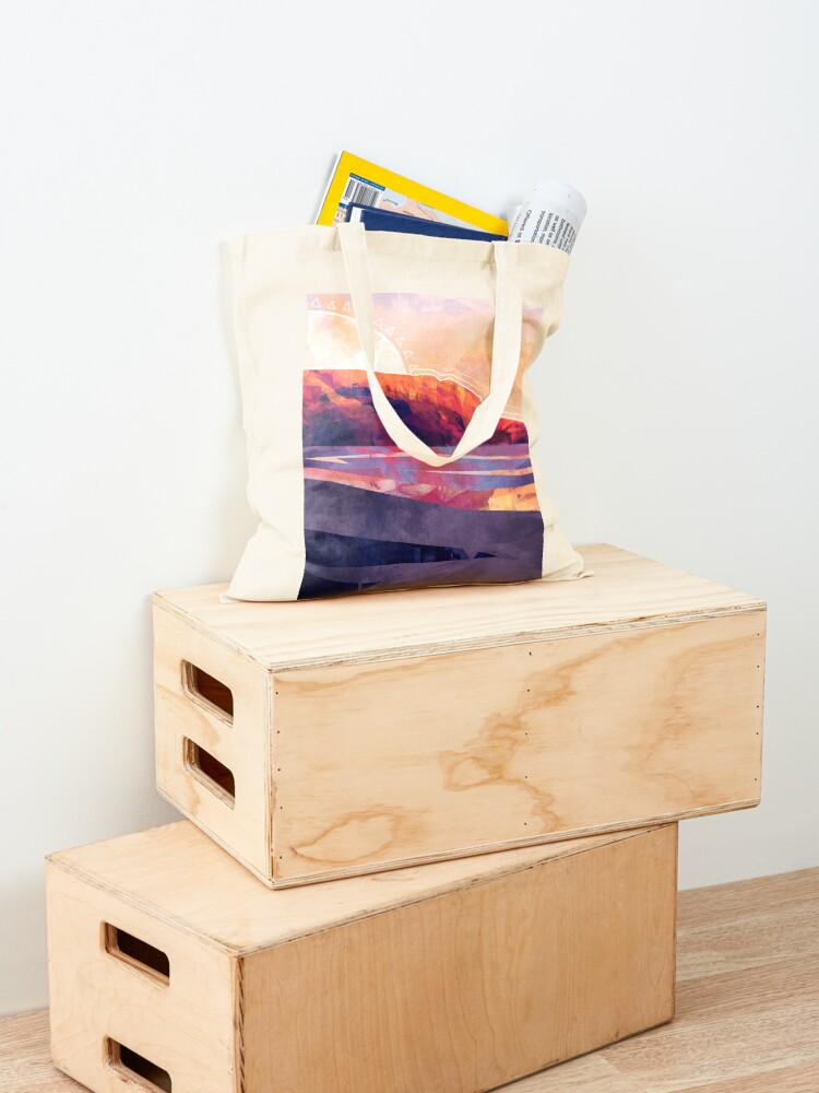 Alternate view of Table Mountain Tote Bag