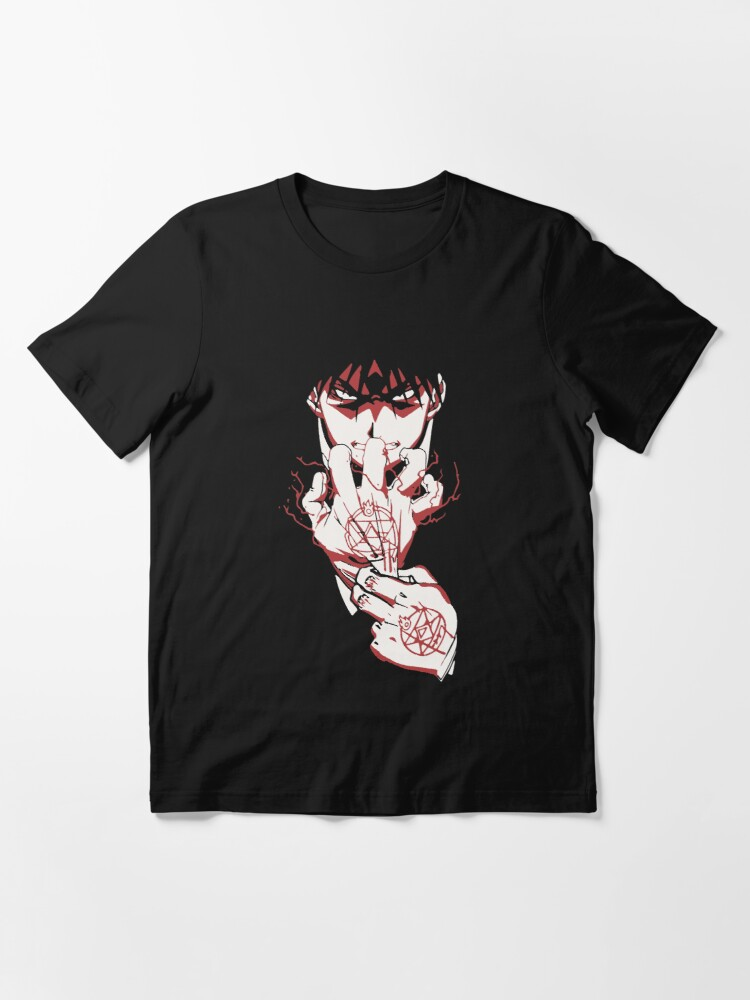 Alternate view of Roy Mustang  Essential T-Shirt