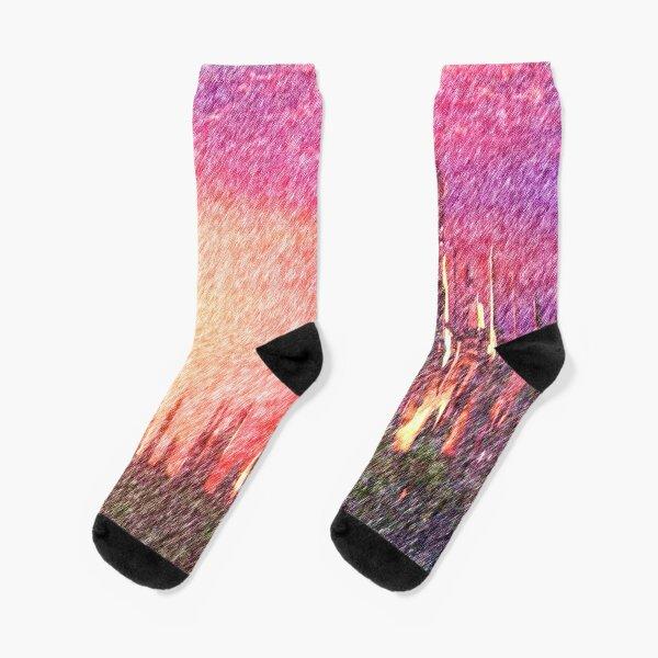 Alteran sunset Socks
