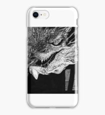 I am King Under the Mountain - by Christian Martinez iPhone Case/Skin