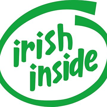 Irish Inside by tuliptreetees
