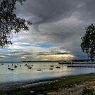Corio Bay Evening by Heather Prince