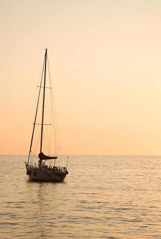 Liguria, Italy by Ian Middleton
