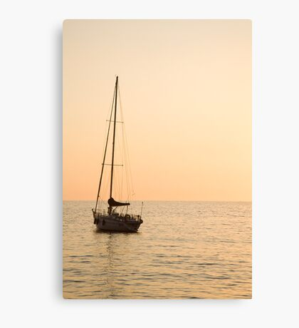 Liguria, Italy Canvas Print
