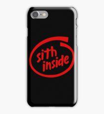 Sith Inside iPhone Case/Skin