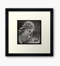Angel Rose Framed Print