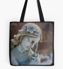 Angel Rose Tote Bag
