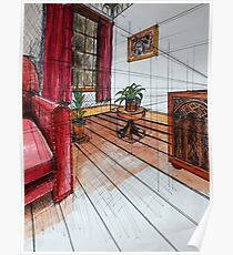 Drawing Room Poster