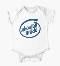 Whovian Inside Kids Clothes