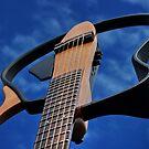Air guitar by Erika Gouws