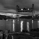 Raising the bridge by CezB
