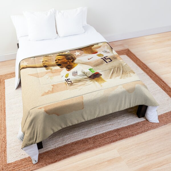 Megan Rapinoe USWNT Comforter