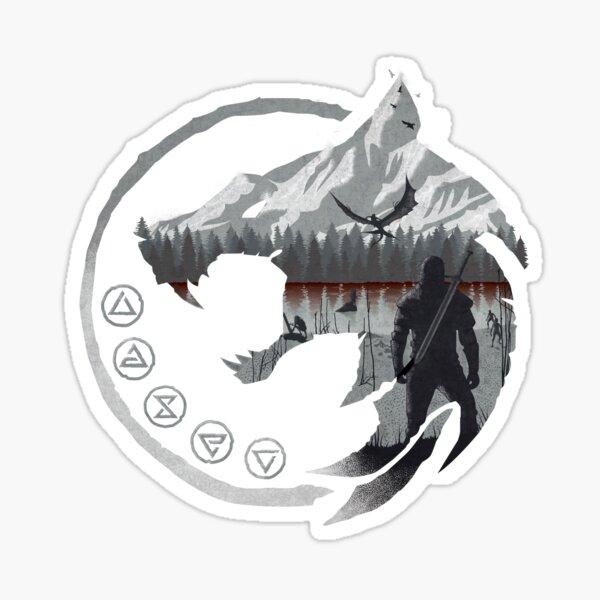 A Witcher's Tale Sticker