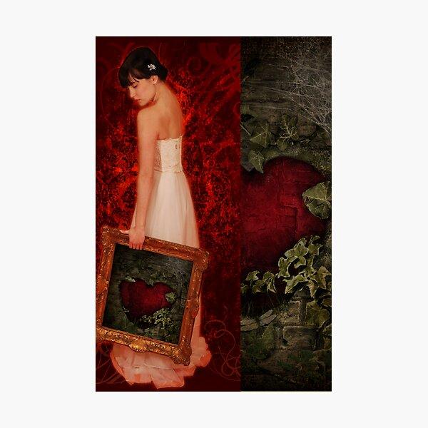 Broken Memories... Diptych Photographic Print