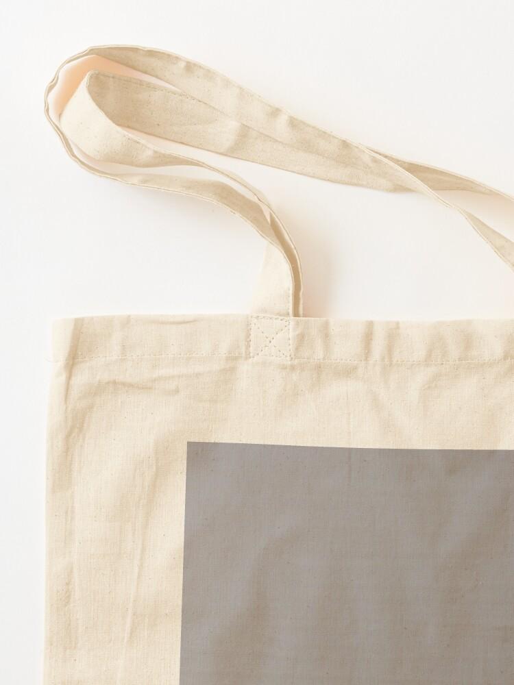 Alternate view of #Gray Tote Bag