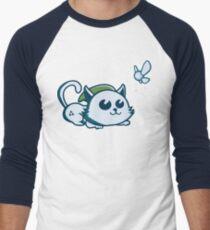 Purty Link! Baseballshirt mit 3/4-Arm