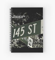 North 145th Street, Shoreline, WA by MWP Spiral Notebook