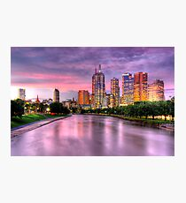 Majestic Melbourne Photographic Print