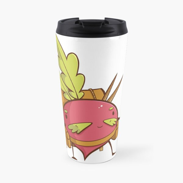 Radish Traveler Travel Mug