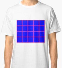 Deeppink Blue Classic T-Shirt