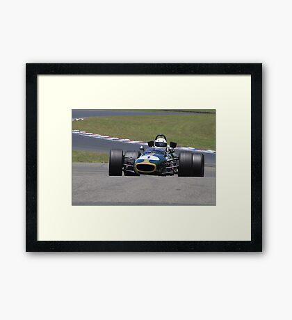 Brabham BT 24 Framed Print