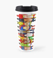 Superhero Butts Travel Mug
