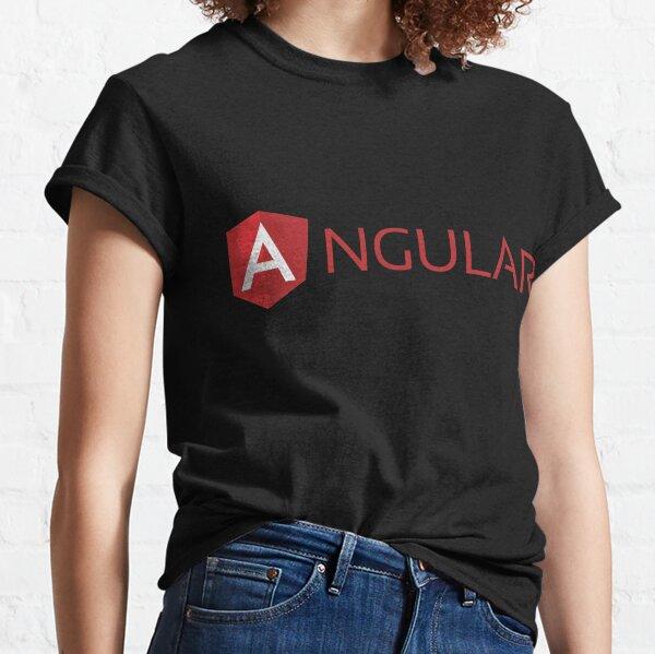 Angular Logo Classic T-Shirt