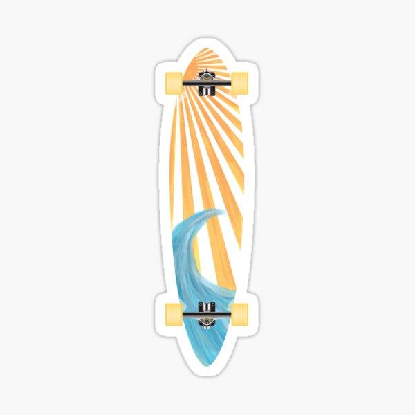 Longboard Endless Summer Sticker