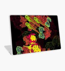 Zebrafish Fluorescent Staining Laptop Skin